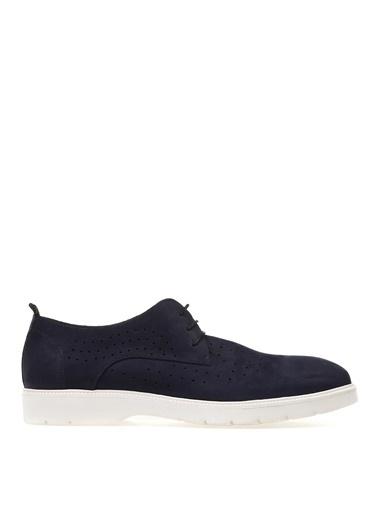 Cotton Bar Klasik Ayakkabı Lacivert